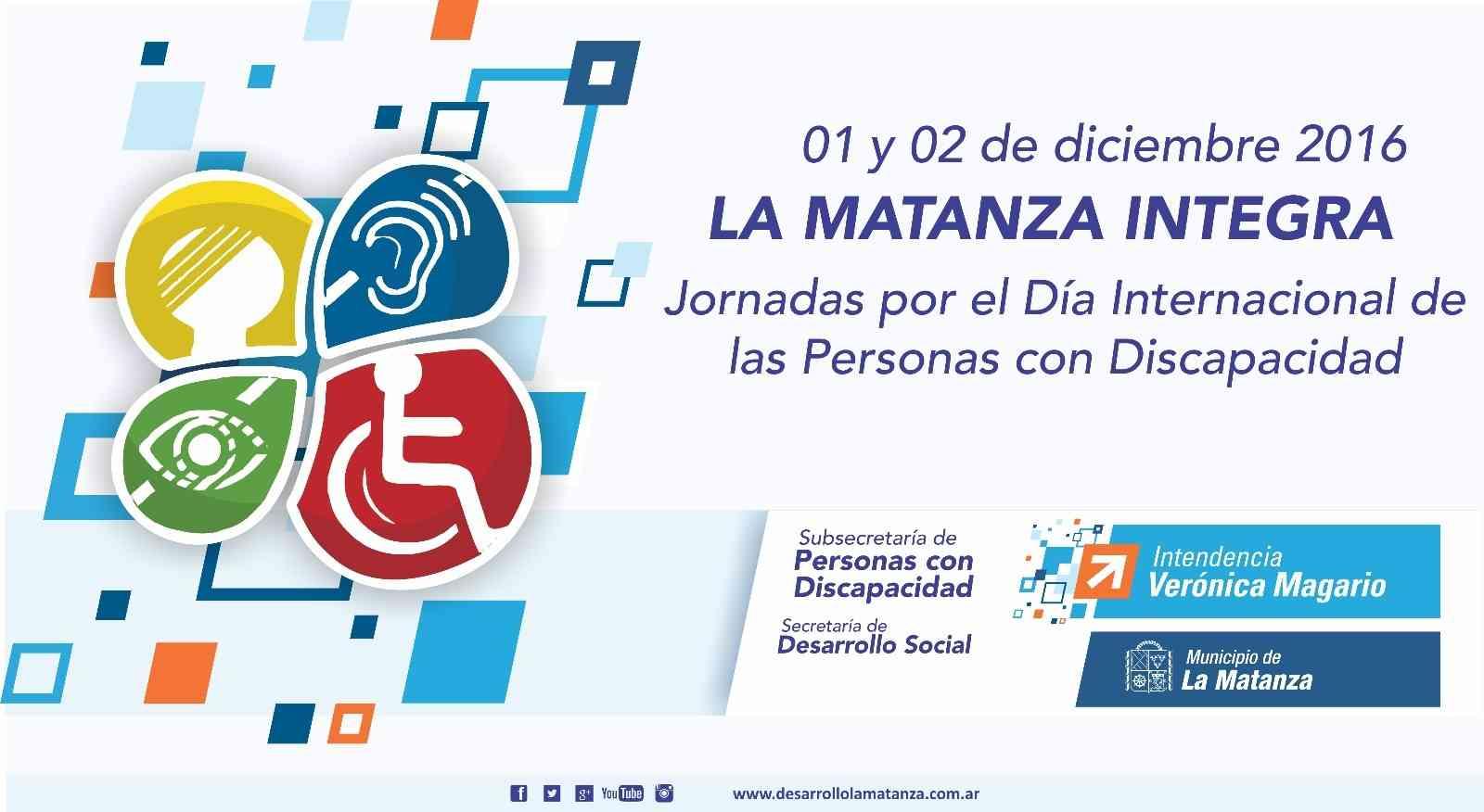 flyer LA MATANZA INTEGRA