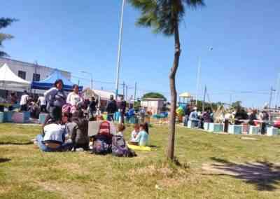 Jornada Comunitaria en Barrio Don Juan de Gregorio de Laferrere