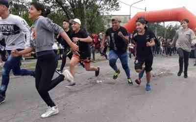 23 OCT: El Barrio en Movimiento. Mesa Territorial Ciudad Evita Norte.