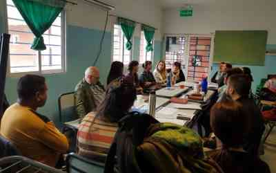 Se llevaron a cabo las reuniones de Mesas Territoriales de Abril