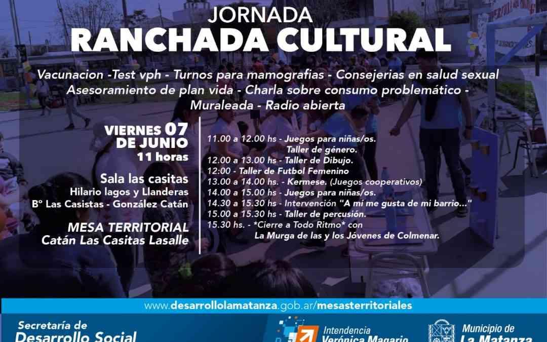 """Jornada """"Ranchada Cultural"""""""