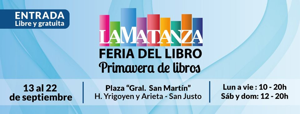 Exposiciones en la Feria Municipal del Libro