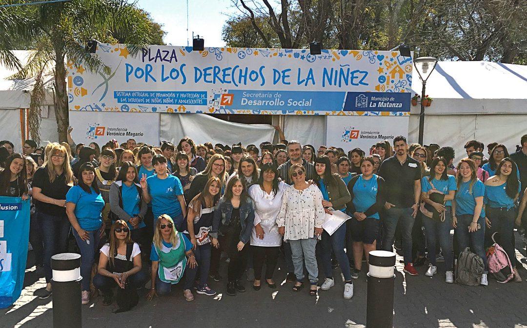 5° Plaza de la Niñez