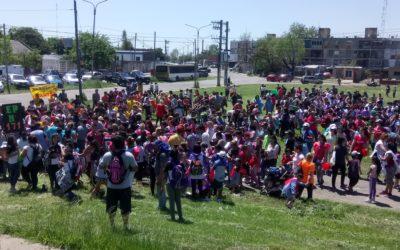Se realizó «La Escuela Camina: Habitando los Espacios Públicos»