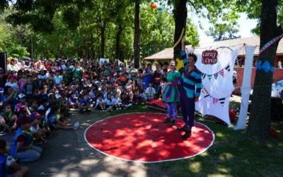 Más de 3000 niños en el 17° Aniversario del Consejo del Niño y el Joven